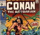 Conan the Barbarian Vol 1 1