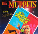 The Muppets at the Movies 2002 Calendar