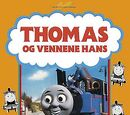 Thomas the Tank Engine 1 (Norwegian VHS/DVD)