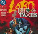 Lobo: Death and Taxes Vol 1