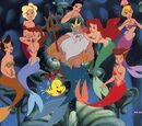King Triton's Daughters