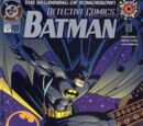 Detective Comics/Covers