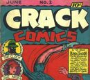 Crack Comics Vol 1 2