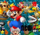 New Super Mario 3D Land