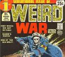Weird War Tales Vol 1