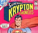 Krypton Chronicles Vol 1 1