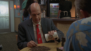 8x18 Ted pours out dirt.png