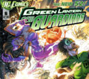 Green Lantern: New Guardians Vol 1 6