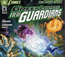 Green Lantern: New Guardians Vol 1 5