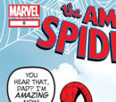 The Amazing Spider-Girl Vol 1 0