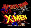 Spider-Man & X-Men: Arcade's Revenge