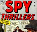 Spy Thrillers Vol 1 2