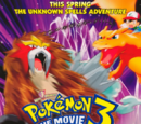 MS003: Pokémon The Movie 3 - The Spell of the Unown