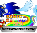 Sonic & Rainbow Dash: Defenders of the Core