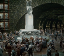 Infiltration of the Ministry of Magic