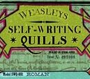 Self-Writing Quill
