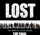 Lost: The Complete Sixth Season (DVD)
