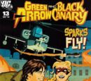 Green Arrow and Black Canary Vol 1 13
