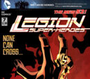 Legion of Super-Heroes Vol 7 7