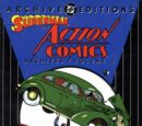 Action Comics Archives/Covers