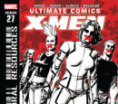 Ultimate Comics X-Men Vol 1 27