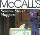 Sesame Street plush (McCall's Craft)