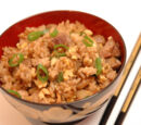Pork-fried Rice