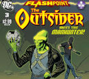 Flashpoint: The Outsider Vol 1 3