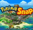 Pokémon Snap/Screenshots