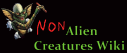 Non-alien Creatures Wiki