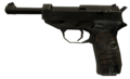 Walther P38 Third Person WaW