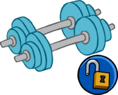 BlueHandWeights