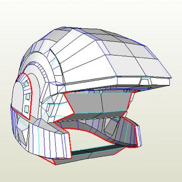 HaLo HALO H3marine_vrogy_helmet