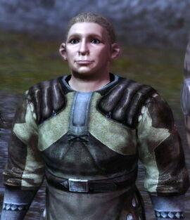 Dragon Age: Origins - Awakening Sandal the Enchanter