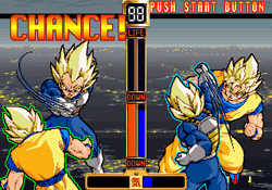 Dragon Ball-Todos los videojuegos Chance