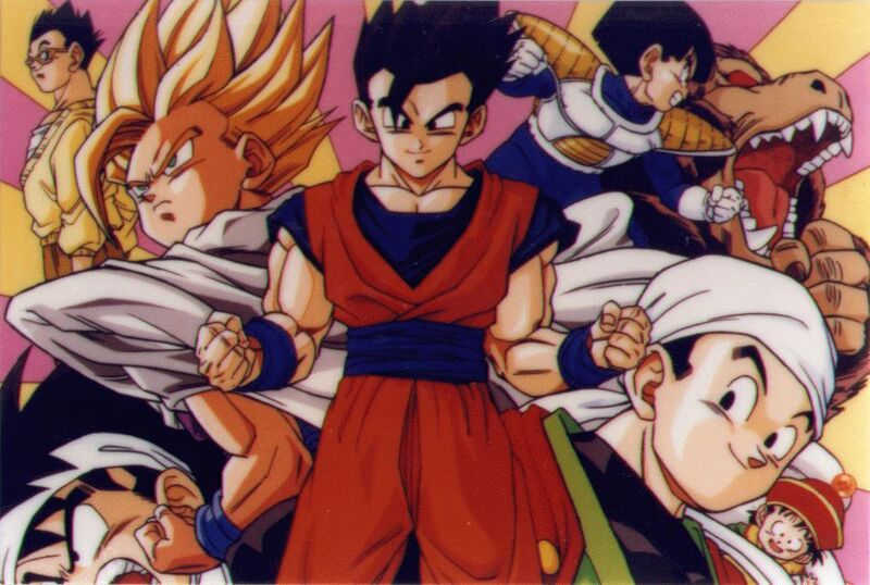 Dragon Ball Z: Kai Fantasy). dragon ball z abridged