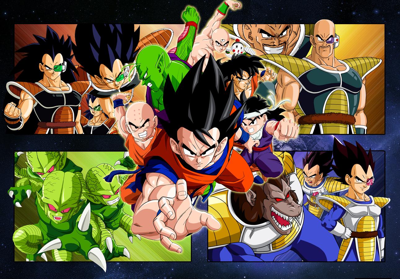 Dragon Ball Z Serie Completa Mega (MP4)  Identi