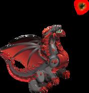 Obsidian Dragão 3N