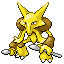 Pokemon Alakazam