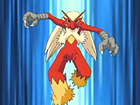 Blaziken de May/Aura