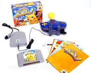 Kit para jugar Hey You, Pikachu!.