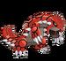 Pokemon Groundon,Rayquaza y Kyogre