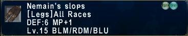 Auspice Linkshell - Portal Nemainsslops