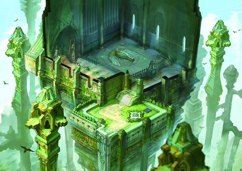 Angelis City *Possible spoilers?* FFXIIRW-Enviromental_artwork