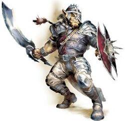 The hobgoblin leader