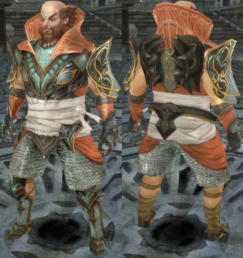 NPC's Costumes Claude_002