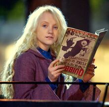 Luna Lovegood Biography | RM.