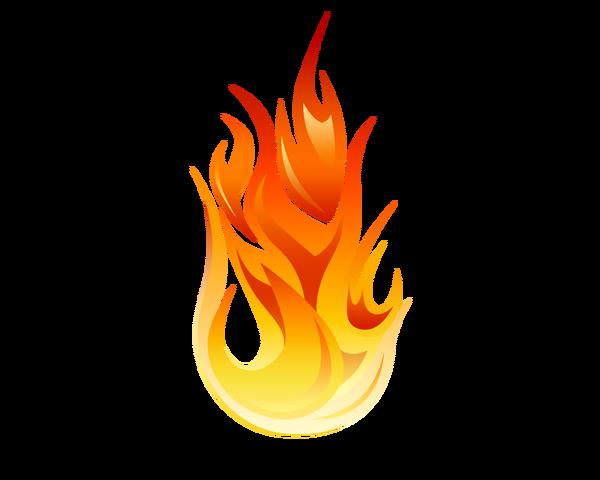 Inscrição da Rainha de Fogo  600px-Fogo