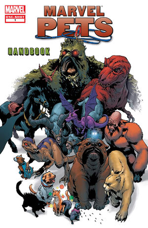 Manuel Officiel de l'Univers Marvel Thématiques (Bis) 300px-Marvel_Pets_Handbook_Vol_1_1