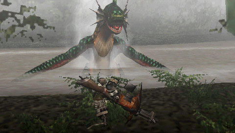 Plesioth for Piscine fang mhfu